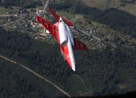 Yak-130 unique aerobatics