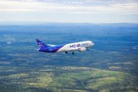 MC-21 flight tests