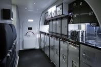 MC-21 galley unit