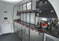MC-21 aft galley unit